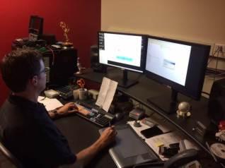 Tom Elsner editing